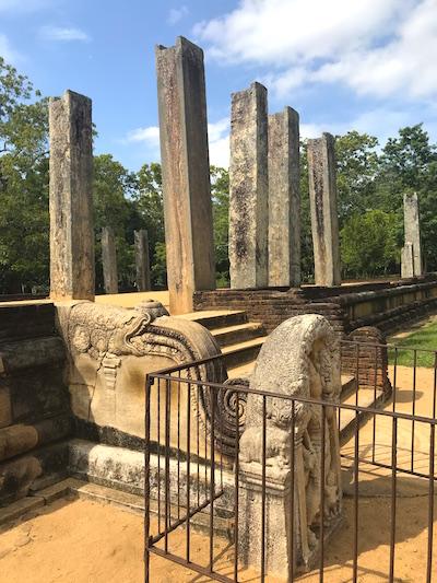 Ratnaprasada Anuradhapura Sri Lanka