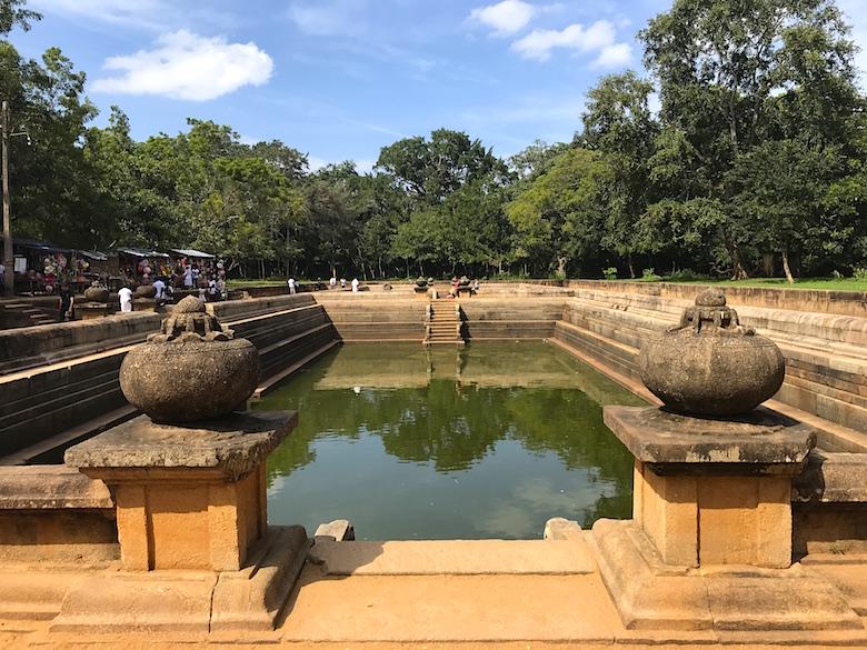 Kuttam Pokuna Anuradhapura Sri Lanka