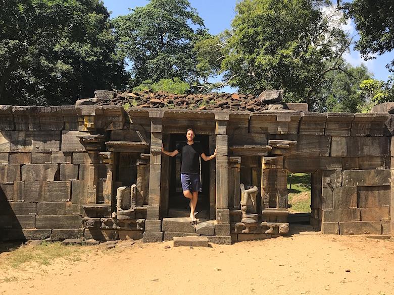 Shiva Devale Nr. 1 Polonnaruwa Sri Lanka
