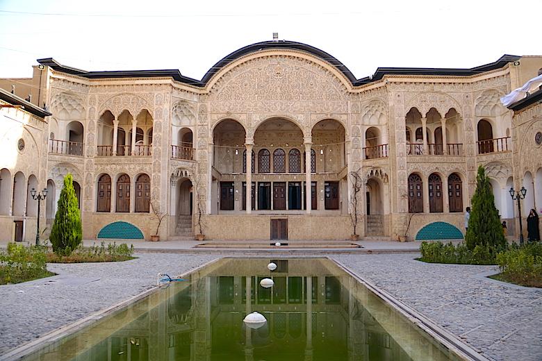 Tabatabaei Haus kaschan