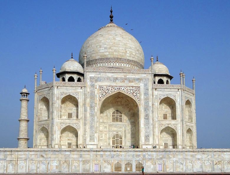 Agra die besten Sehenswürdigkeiten
