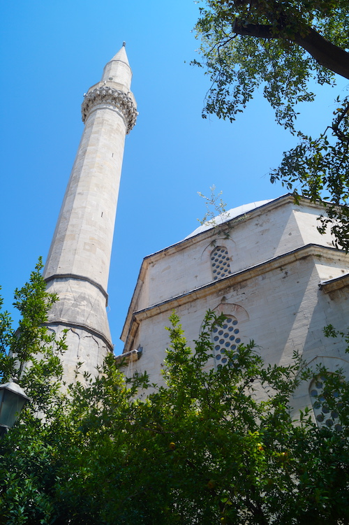 Moschee Mostar Stadtrundgang ein Tag