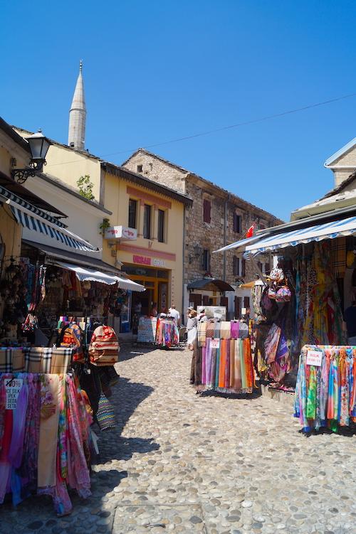 Altstadt Mostar Stadtrundgang ein Tag
