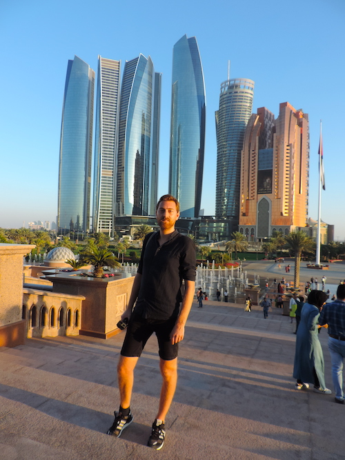 Emirates Palace Hotel Ein Tag Abu Dhabi Stadtrundgang