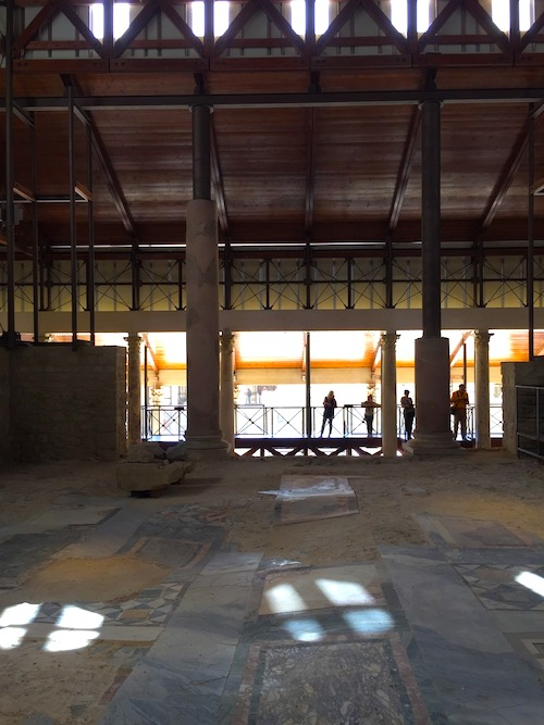 Basilika Villa Romana del Casale Highlights
