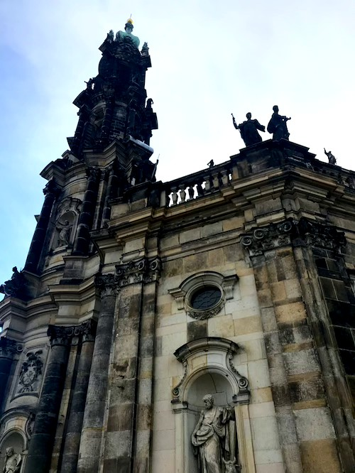Dresden Cathedral One Day in Dresden Top Things to See