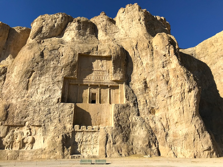 Naqsh-e Rustam Iran Road Trip Top Things to Do