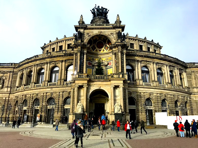 Semperoper One Day in Dresden Ultimate Guide