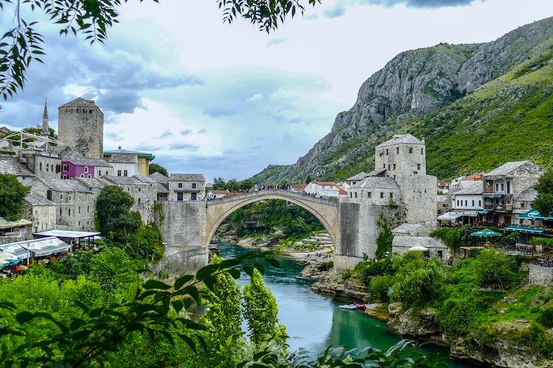 1 Tag Mostar Stadtrundgang
