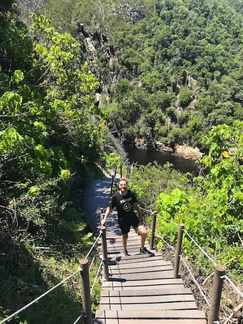 Tsitsikamma Nationalpark Garden Route Südafrika Highlights