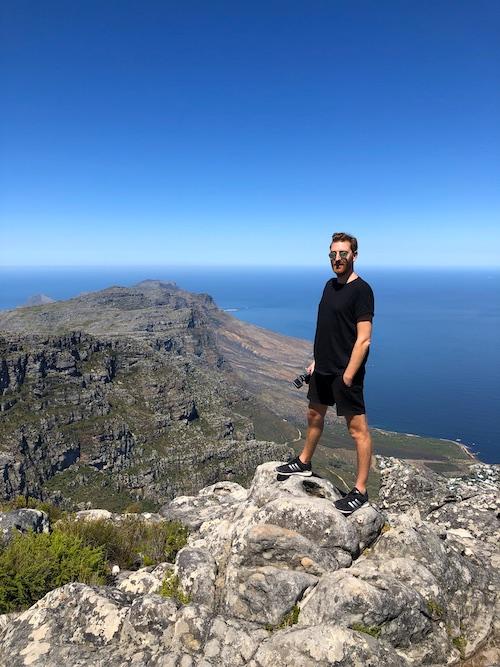 Tafelberg Sehenswürdigkeiten Kapstadt Südafrika