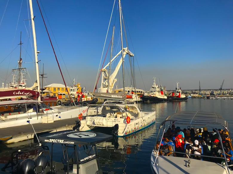 V and A Waterfront Sehenswürdigkeiten Kapstadt
