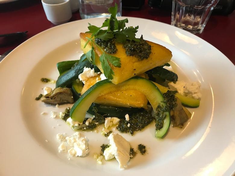 The Black Sheep Restaurant Kapstadt Südafrika