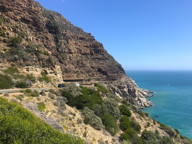 Chapman's Peak Drive Sehenswürdigkeiten Kapstadt