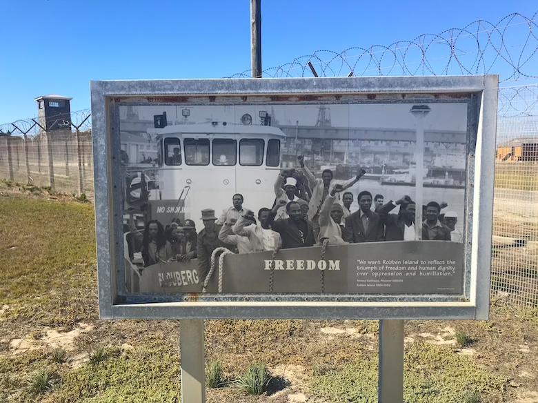 Robben Island Sehenswürdigkeiten Kapstadt