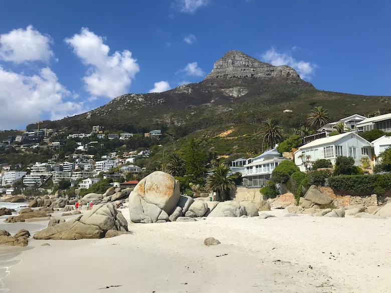 Clifton Beach Sehenswürdigkeiten Kapstadt