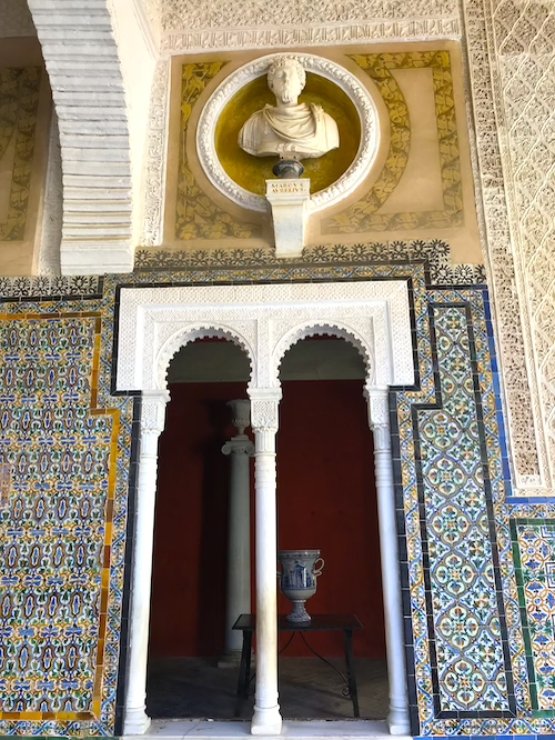 Casa de Pilatos Sevilla Top Sehenswürdigkeiten