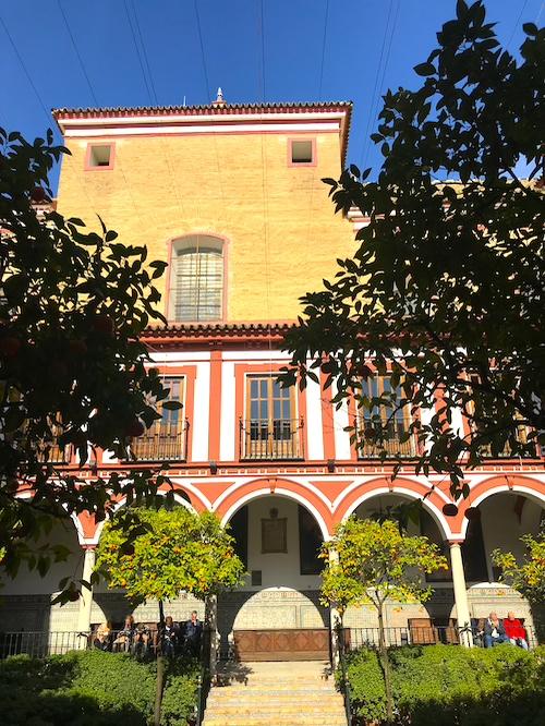 Hospital de los Venerables Sacerdotes Sevilla Top Sehenswürdigkeiten