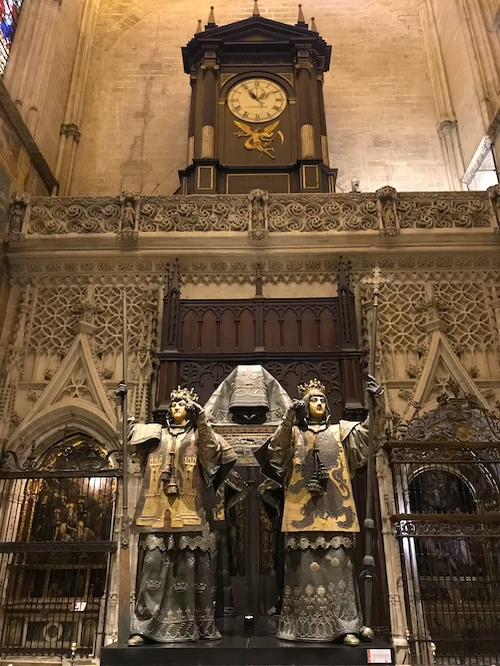 Kathedrale Sevilla Top Sehenswürdigkeiten