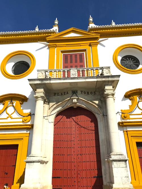Plaza de Toros de la Real Maestranza Sevilla Top Sehenswürdigkeiten