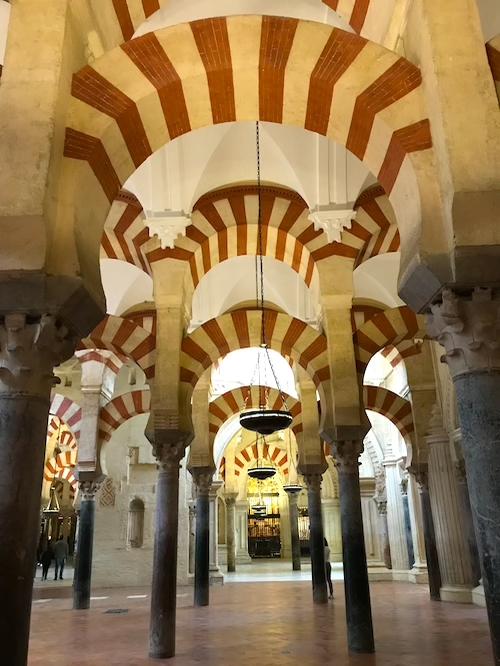 Mezquita Cordoba an einem Tag Stadtrundgang