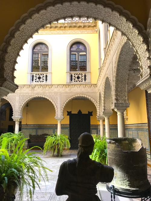 Palacio de la Condesa de Lebrija Sevilla Top Sehenswürdigkeiten