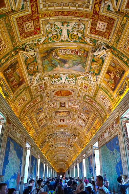 Vatikanische Museen Top 10 Sehenswürdigkeiten in Rom
