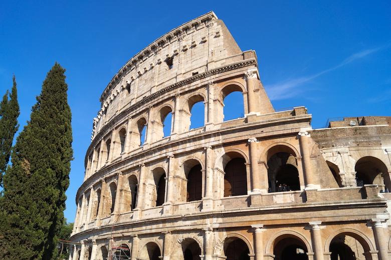 Kolosseum Top 10 Sehenswürdigkeiten Rom