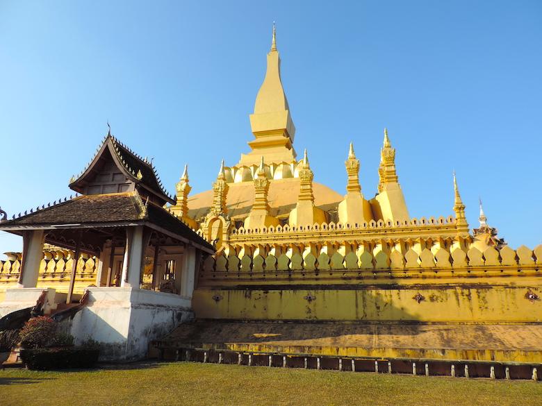 Pha That Luang Vientiane Sehenswürdigkeiten