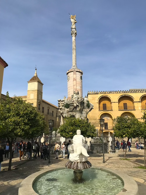 Plaza del Triunfo Cordoba One Day Itinerary