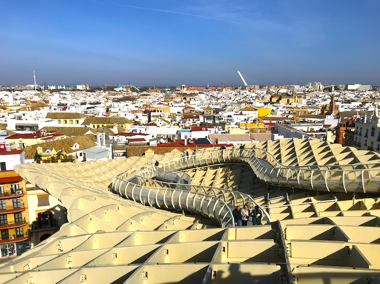 Metropol Parasol Seville 10 Top Things to Do