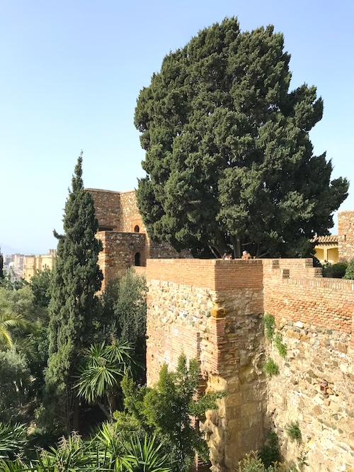 Alcazaba Malaga One Day Itinerary