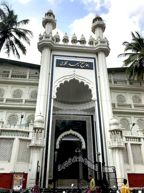 Jama Masjid Bangalore Sehenswürdigkeiten