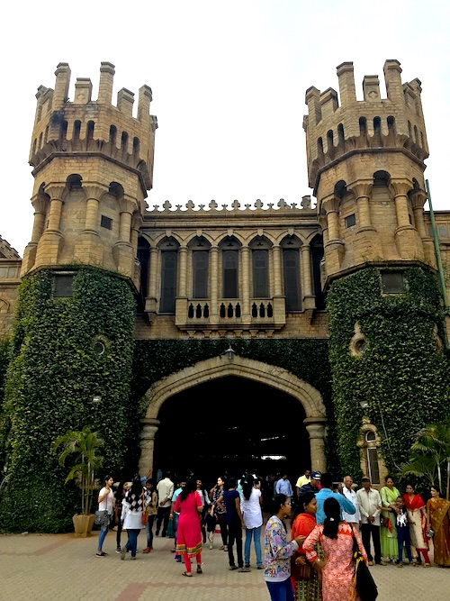 Bangalore Palast Sehenswürdigkeiten