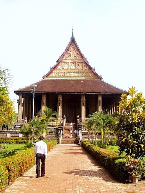 Haw Phra Kaew Vientiane Sehenswürdigkeiten