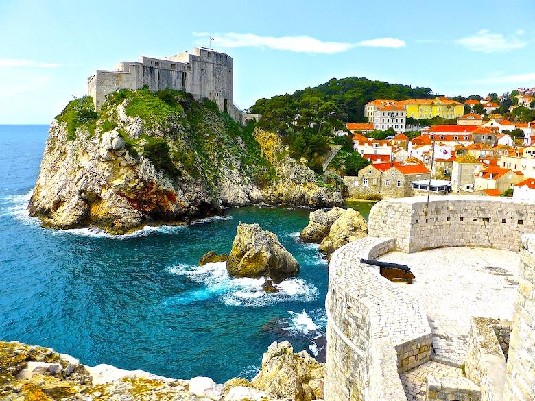 Dubrovnik 1 Tag Stadtrundgang