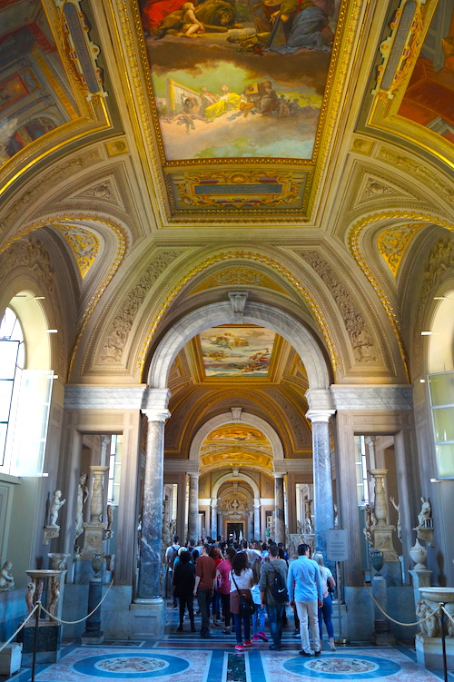 Vatican Museums 2 Days Rome Itinerary