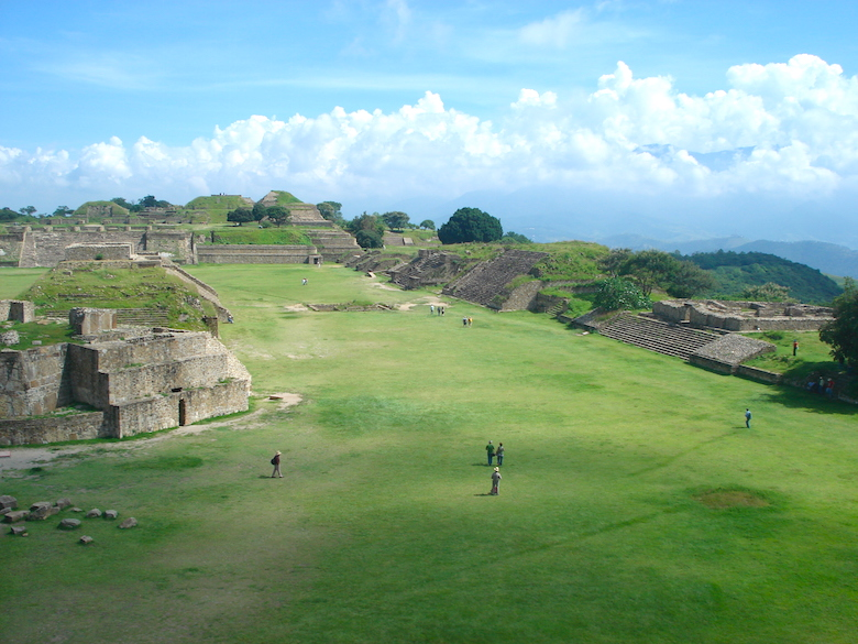 Monte Alban 1 Monat Mexiko Highlights