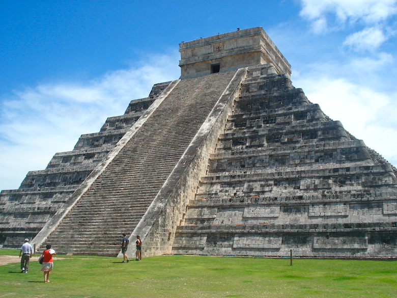 Chichen Itza 1 Monat Mexiko Highlights