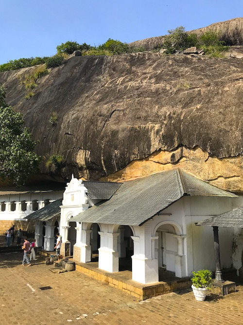 Dambulla Cave Temple Sri Lanka Road Trip Best Sights and Places