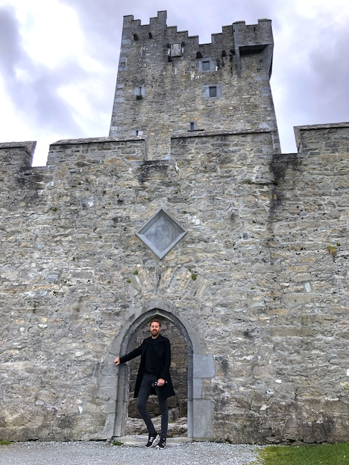 Ross Castle Ring of Kerry Top things to see