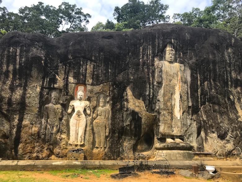 Buduruwagala Sri Lanka Road Trip Best Sights and Places