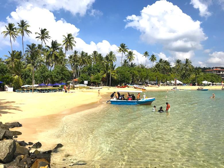 Unawatuna Beach Sri Lanka Road Trip Best Sights and Places