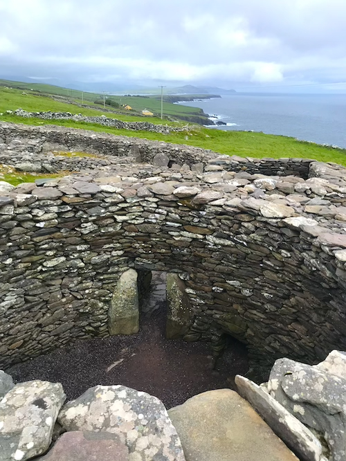 Fahan Beehive Huts Slea Head Drive Top Things to See