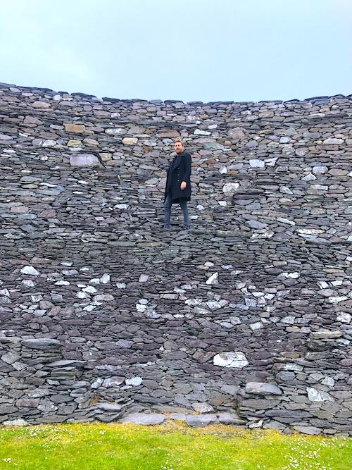 Ringfestung Cahergal Killarney Nationalpark Ring of Kerry Sehenswürdigkeiten
