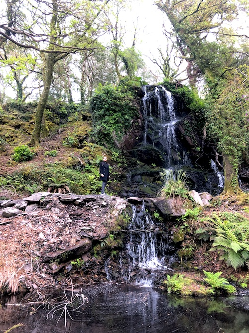 Waterfall Kells Bay Gardens Ring of Kerry Top things to see