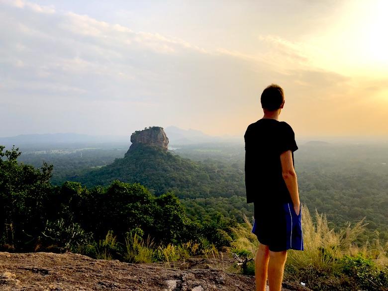 Pidurangala Rock Ella Sri Lanka Road Trip Best Sights and Places