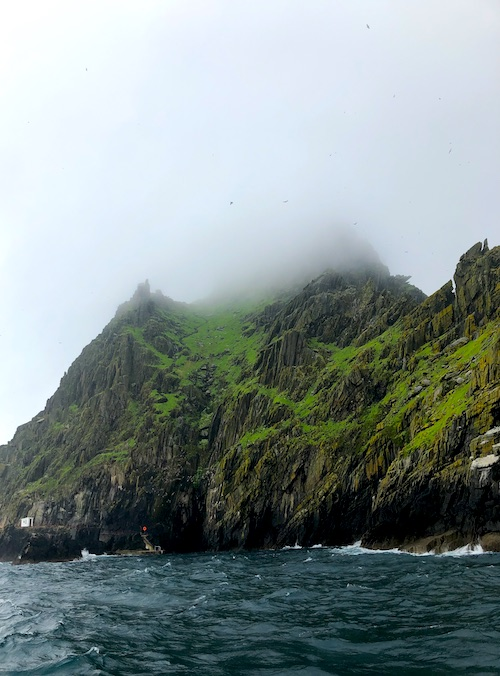 Skellig Michael Killarney Nationalpark Ring of Kerry Sehenswürdigkeiten