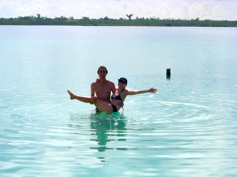 Lagune von Bacalar 1 Monat Mexiko Highlights
