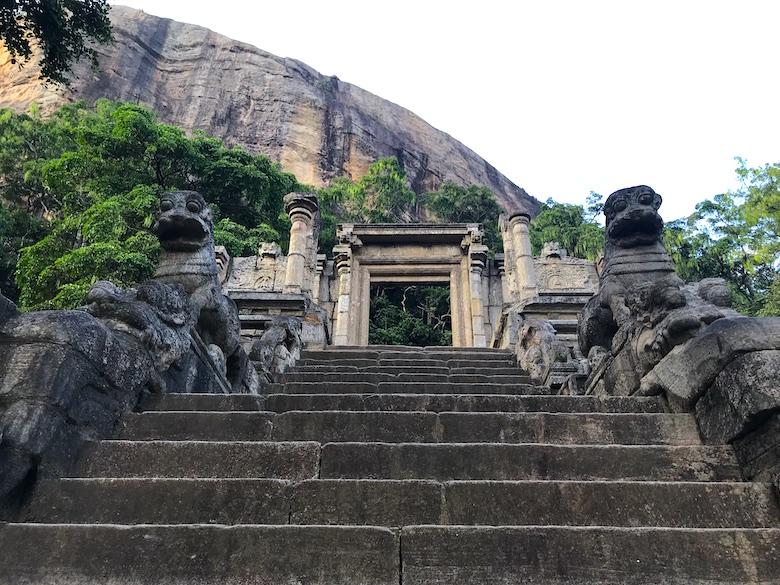 Yapahuwa Ella Sri Lanka Road Trip Best Sights and Places